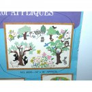 Applique Transfer Patterns Trees Flowers Owl Cats House Creative Stitchery