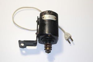 Vintage Westinghouse Sewing Machine Motor with Mounting Bracket and Plug
