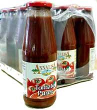 Passata di Pomodoro (tomato puree) - Annalisa