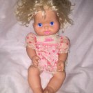 Vintage 1991 Baby All Gone baby doll Kenner