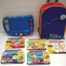 LOT Leap Frog My First LeapPad Learning System AND 5 Preschool Games Cartridges