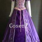 Princess Rapunzel Dress, Rapunzel Costume