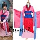 Hua Mulan Cosplay Costume