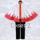 Naruto Cosplay the 7th Hokage Uzumaki Naruto Ninja Costume Cosplay Cape
