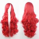 30 inches Purple Cosplay Wig Lolita Anime Wig