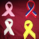 Awareness Ribbon Magnets