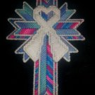 Layered Cross Wall hanging- Medium