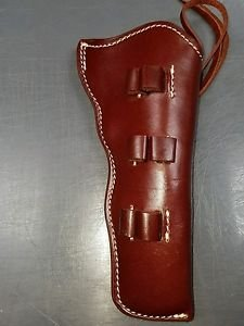 "TRIPLE K #916  LINED WESTERN HOLSTER **NEW* RUGER SUPER BLACKHAWK 6 1/2"" .45 CAL"