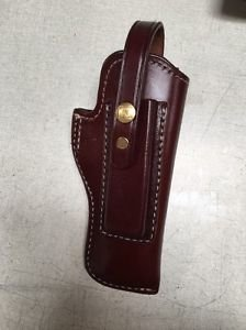 TRIPLE K #39 PACKER HOLSTER FOR RUGER 22/45 - NEW FACT. BLEM LINED 4- 4 1/2""