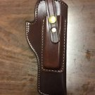 TRIPLE K #39 PACKER HOLSTER FOR RUGER MK II- IV - NEW FACT. BLEM LINED 4 3/4""
