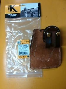 """TRIPLE K #690 INSIDE PANT HOLSTER-NEW-CLOSEOUTS FITS S&W K/L UP TO 3"""" BBL"""