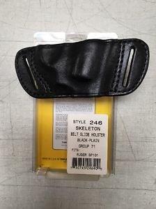 Triple K Belt Slide Holster for Ruger SP101 REVOLVERS