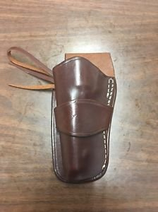 TRIPLE K #675 WESTERN HOLSTER-FACTORY BLEM RUGER BEARCAT LH VERSION