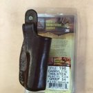 TRIPLE K #196 CARRY LIGHT HOLSTER FITS RAVEN  - WALNUT OIL PL NEW IN PACKAGE