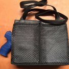 Leather Trim Handbag Conceal Carry Pistol Purse. RH or LH Draw Closeout