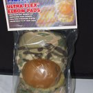 ALTA Ultra-Flex Elbow Pads Multi Camo Military Paintball Swat Police 53112-16