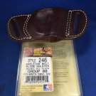 Triple K #246 Belt Slide Holster for BERETTA TOMCAT