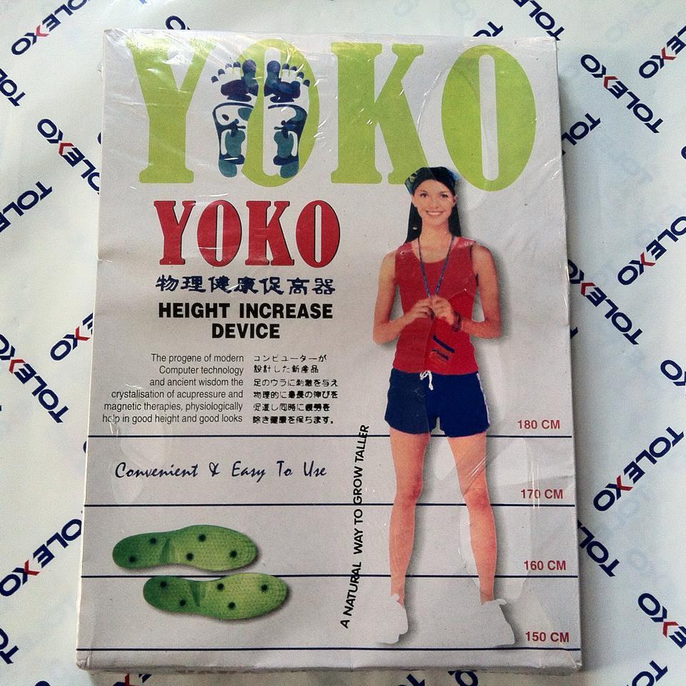 Yoko Height Increase Device Yocyoko Height Increase Device Magneto Therapy