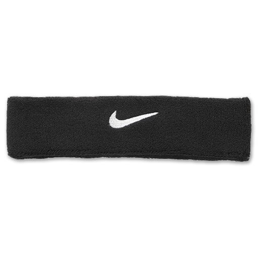 Black Head Band For Sports ,cycling ,running Race 1 PC