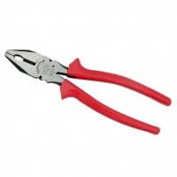 Taparia Combination Plier Design 178415 with joint cutter Printed Bag Packing, 1621-7, 185 mm