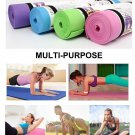 6MM Thick Pad Yoga Mat Non-slip Exercise Durable Lose Weight Gym Fitness