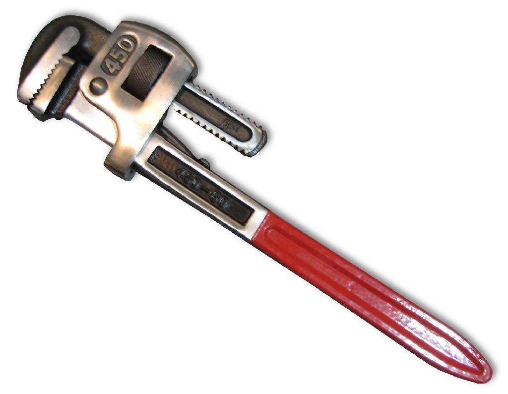 pipe wrench British type