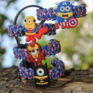 Super Hero Minion Children's Bracelet