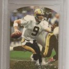 JAKE DELHOMME DIE-CUT RC 2000 Fleer ultra gold medallion Graded gem MT 10