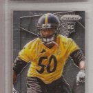 RYAN SHAZIER STEELERS 2014 PRISM CHROME RC Graded gem 10 rookie football CARD