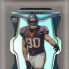 JADEVEON CLOWNEY TEXANS DIE-CUT REFRACTOR RC 2014 Topps PLATINUM Graded gemMT10