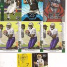 7 PANTHER RCs CAM NEWTON Finest  JONATHAN STEWART /999&PP J.CLAUSEN R.WILLIAMS