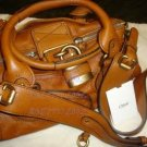 WHISKEY LEATHER WITH STRAP