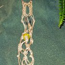 Macrame Window Hanger (MJ013)