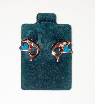Dolphin Earrings (MS003)