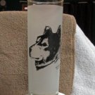 Tall Bering Sea Original Design Wolf Glass (EG008)