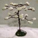 Tiny Stone Tree, White (MC004)