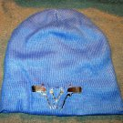 Bright Blue Beanie Hat (MC006)