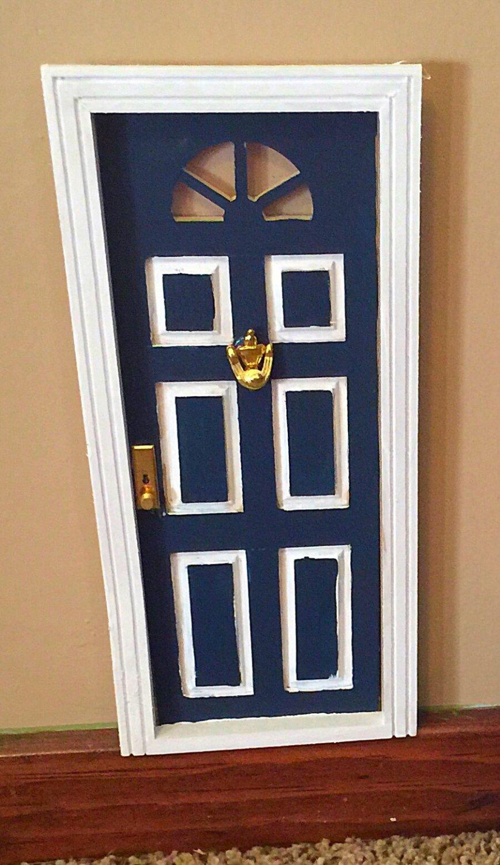 My little fairy door blue welcome bag for My fairy door uk
