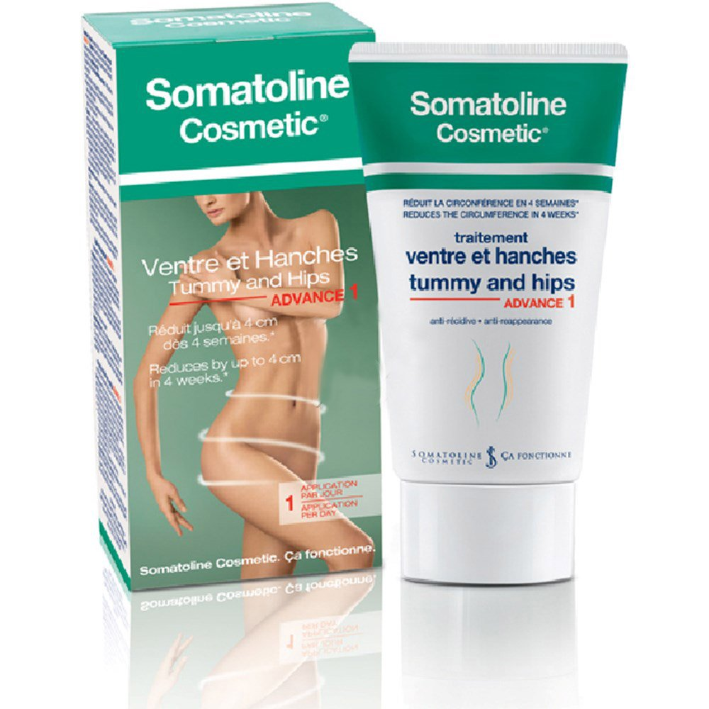 SOMATOLINE COSMETICS TUMMY & HIPS ADVANCE 1 150ml