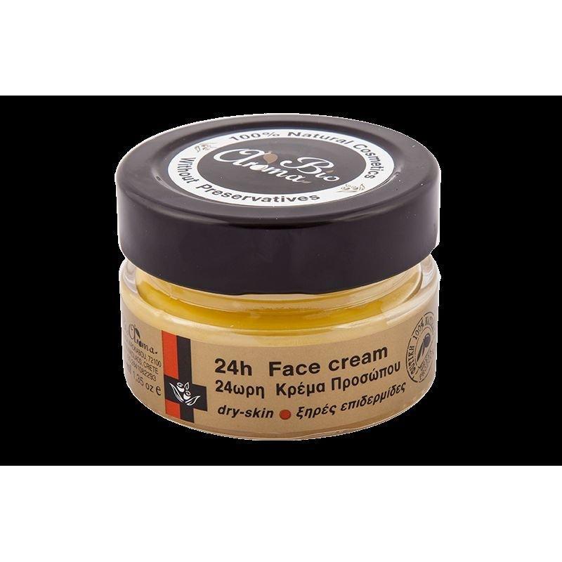 "GREEK GRETE Bioaroma Anti Aging Face Cream - ""Natural Botox"" 40ml. youthful skin"