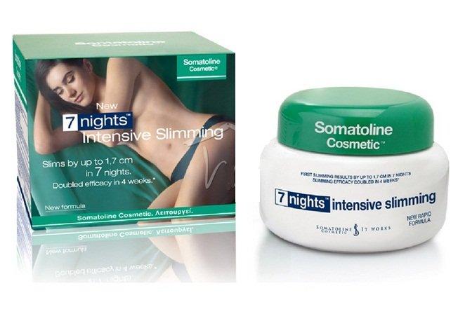 Somatoline Cosmetic Intensive 7 Nights Slimming 250ml