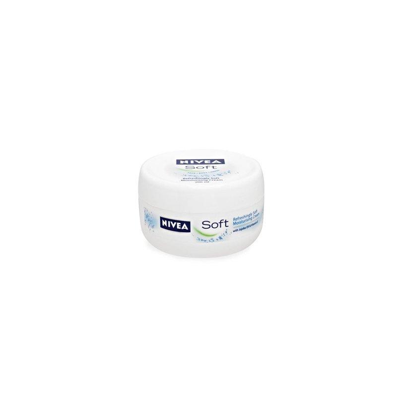 Nivea Soft Moisturizing Cream Unique Texture 50ml.