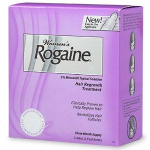 Women's Regaine 2% - 3 Mth
