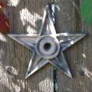 Distressed Metal Camouflage Nail Star Plaque Military Desert Camo Design Home & Garden Decor