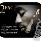 2PAC TUPAC SHAKUR REINCARNATED Photo Mousepad MOUSE PAD