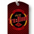 TRUE TRU BLOOD VAMPIRE DRINK Dog Tag CUSTOM NECKLACE Pendant Jewelry
