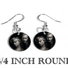 ERIC SOOKIE TRUE BLOOD FISH HOOK DANGLE CHARM Earrings