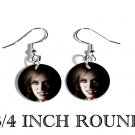 JESSICA HAMBY TRUE BLOOD FISH HOOK DANGLE CHARM Earrings
