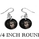 SOOKIE STACKHOUSE TRUE BLOOD FISH HOOK DANGLE CHARM Earrings