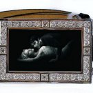 BILL SOOKIE PHOTO TRUE BLOOD BLING ICED OUT CZ SILVER BELT BUCKLE